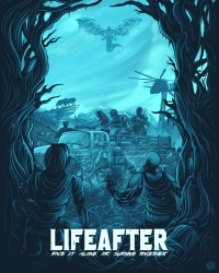Life After Fan art Poster